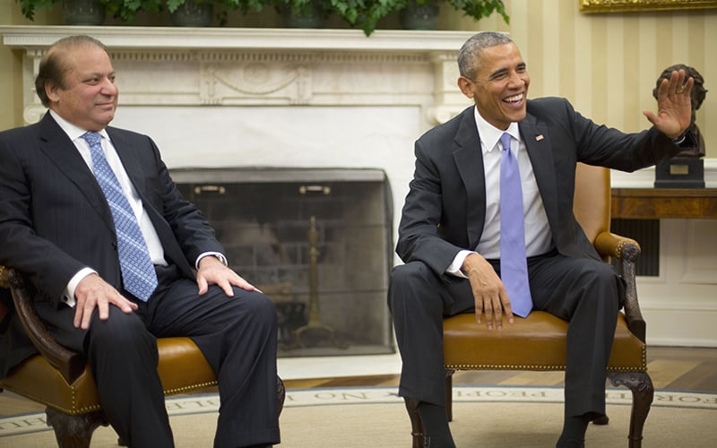 Nawaz-Obama meeting: Agreement to act effectively against all terrorist groups