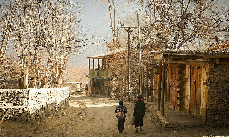 Chitral: Bringing Kalash back home