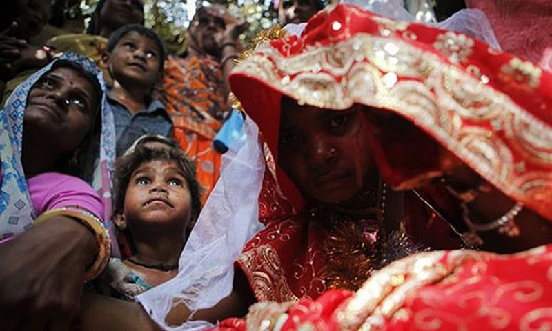 Child brides: The nationalist heritage of rape
