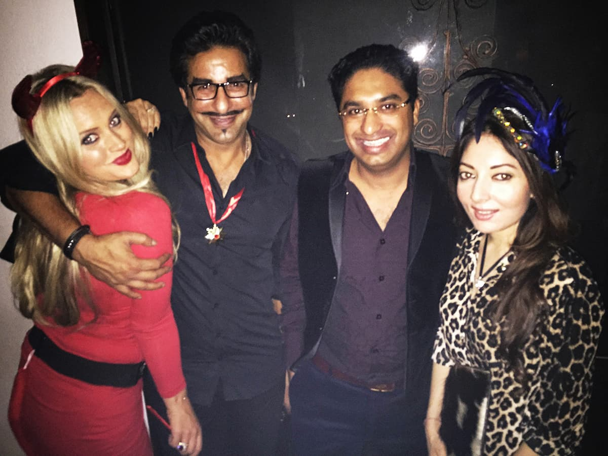 What went down at Halloween 2015? Shiv Sena, red devils and a ...