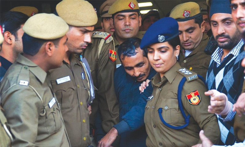 Uber driver jailed for life for rape in India