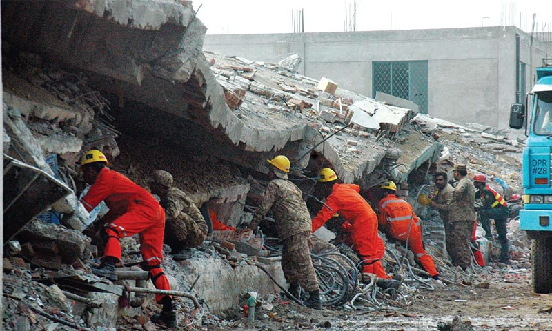 Authorities 'ignored' building, labour laws violations at Lahore factory