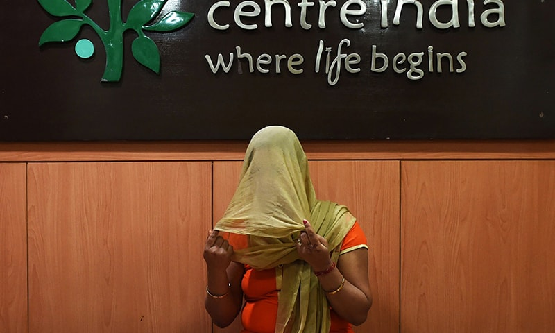 Anguish over India's move to ban 'rent-a-womb' industry
