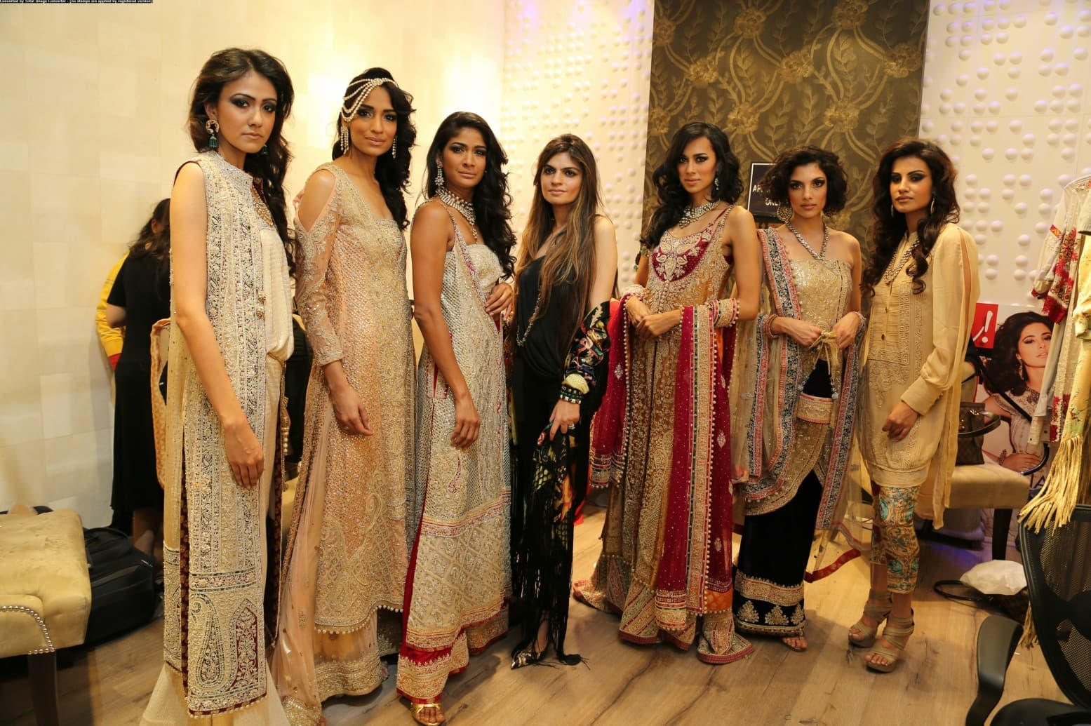 Shehla has previously limited herself to bridal showcases, such as this one at the PFDC - The Boulevard in 2013 – Photo courtesy mediadiaries.com