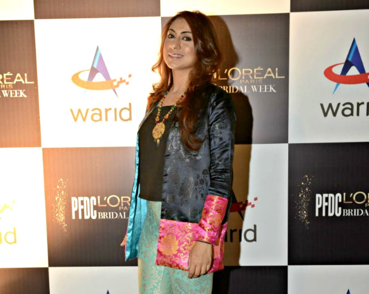 FPC CEO Wardha Saleem thinks it's the ideal time to show luxury-pret that can be purchased off-the-rack – Publicity photo