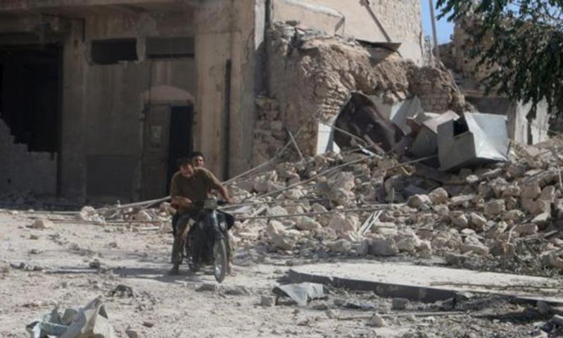 Mustard gas was used in fighting near Aleppo: watchdog