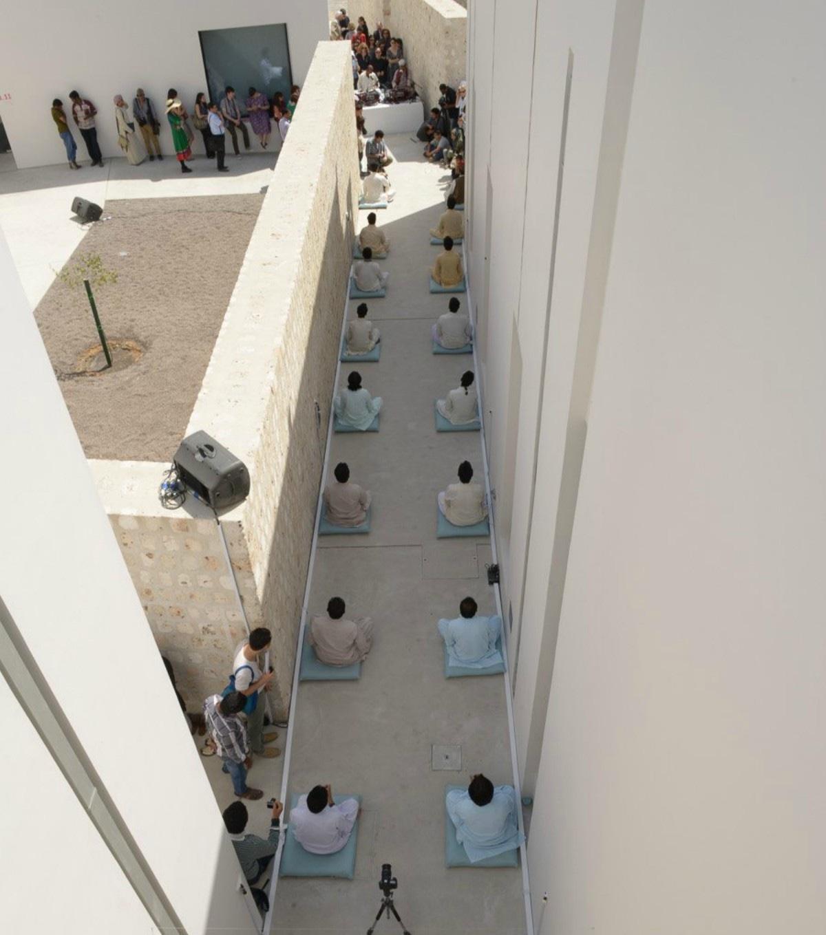 Wael Shawky, Dictums, Sharjah Biennale 2013