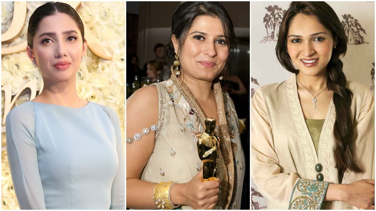 These tough women show the world the 'soft' side of Pakistan