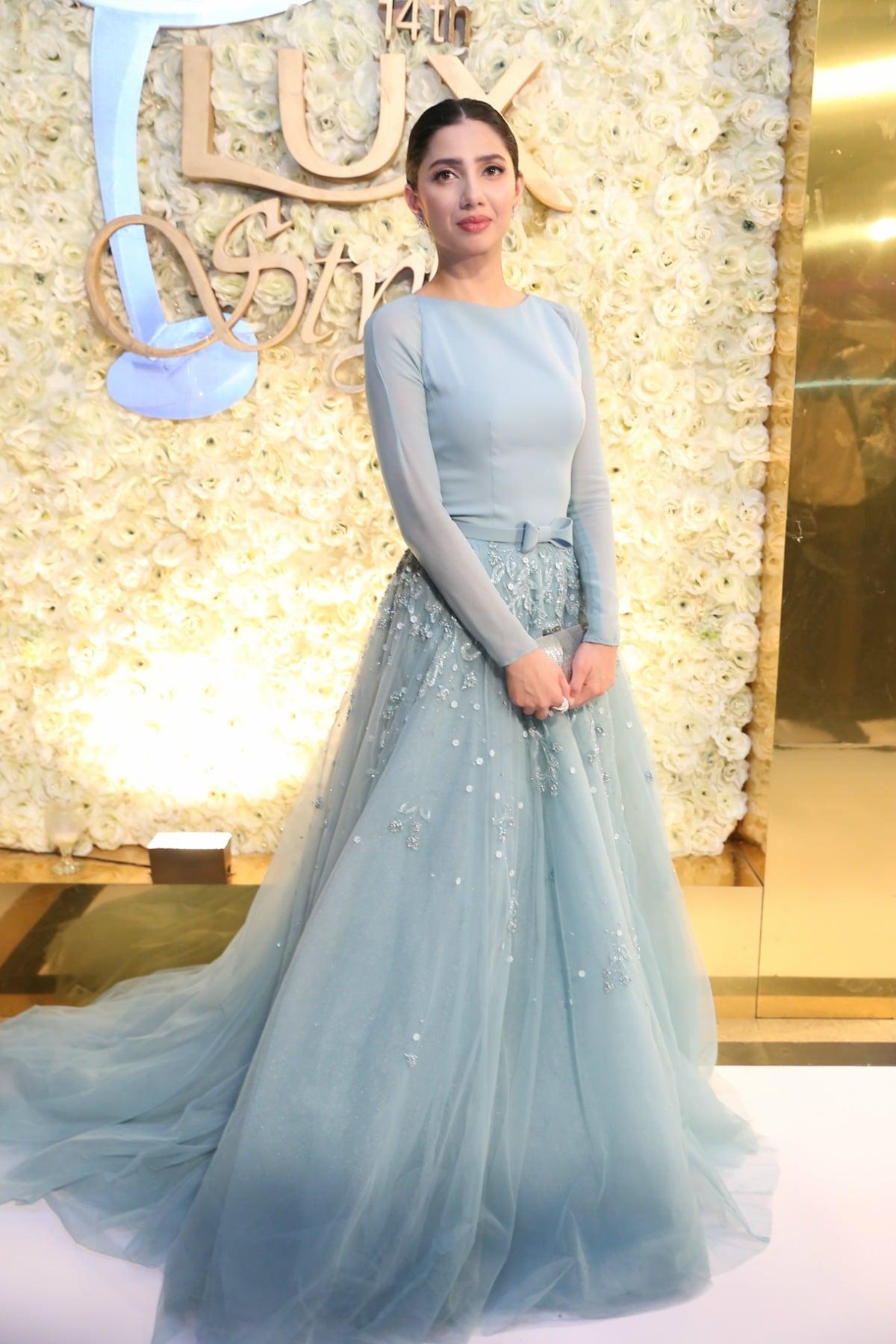 Mahira Khan at the Lux Style Awards 2015