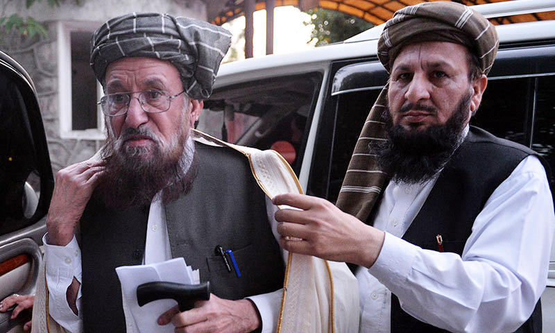 Samiul Haq says millions of people had sacrificed their lives for the creation of an 'Islamic country'.—AFP/File