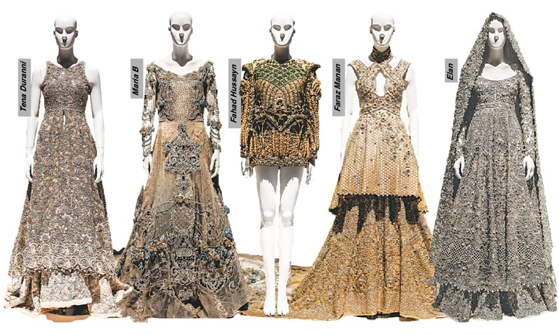 In Fashion Five Reasons To Celebrate Pakistani Fashion In Dubai Newspaper Dawn Com