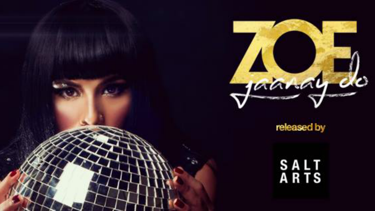 Zoe Viccaji's new single Janay Do tries to #BringDiscoBack