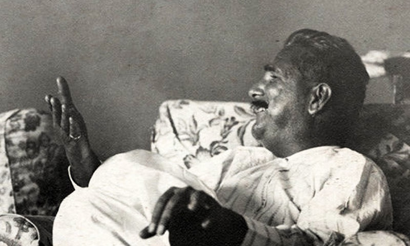 Iqbal's 1930 speech never actually called for a partitioned Muslim state. —Photo by The Citizens Archive of Pakistan