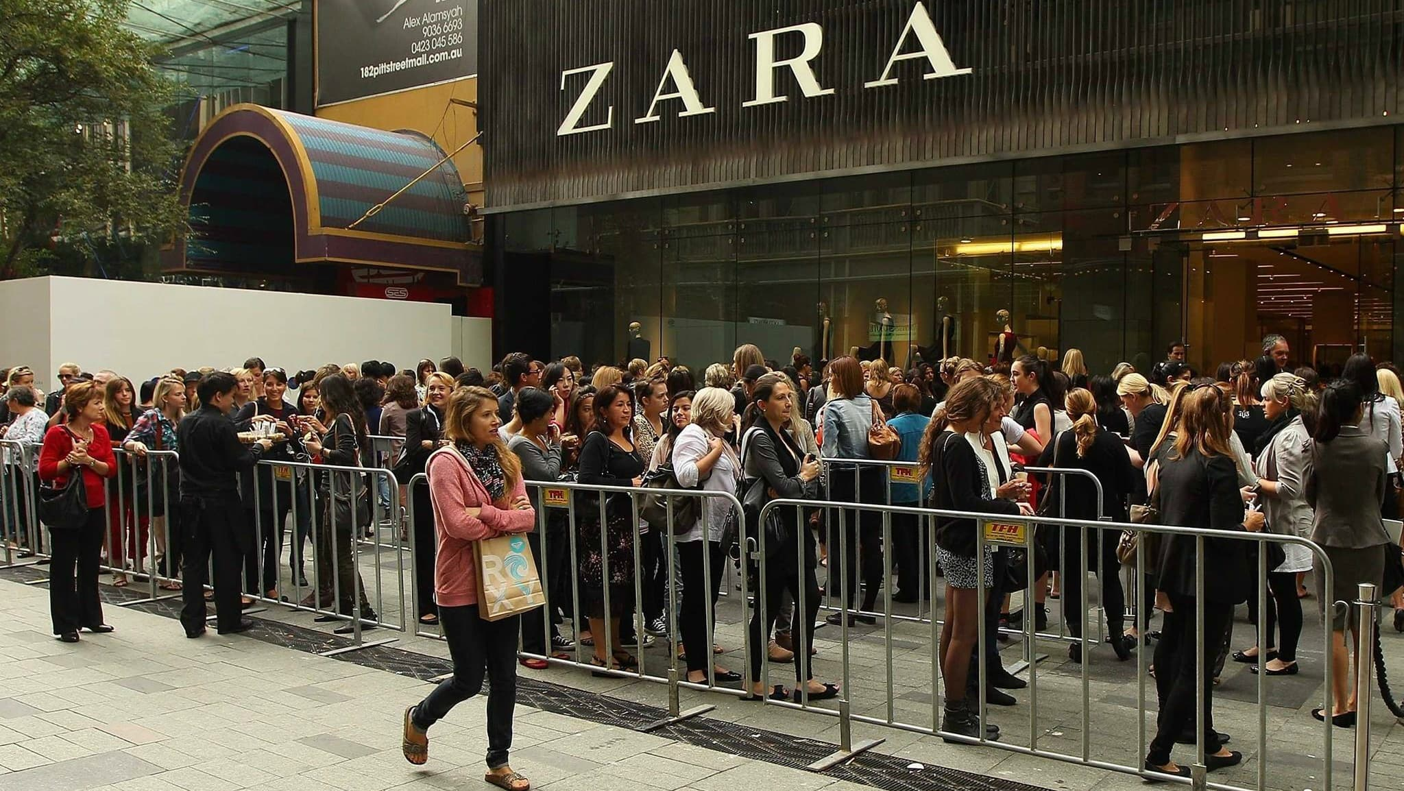 10 stages of realising your favourite high-street brand might be racist