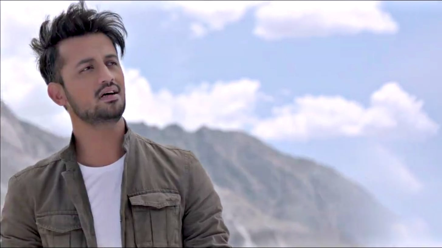 Atif Aslam gets back to his roots with a new video for Ho Mann Jahaan