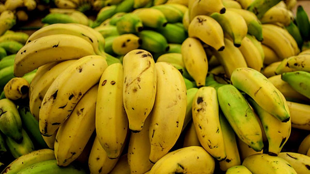 Go bananas: 8 reasons why this yellow fruit should be your best friend