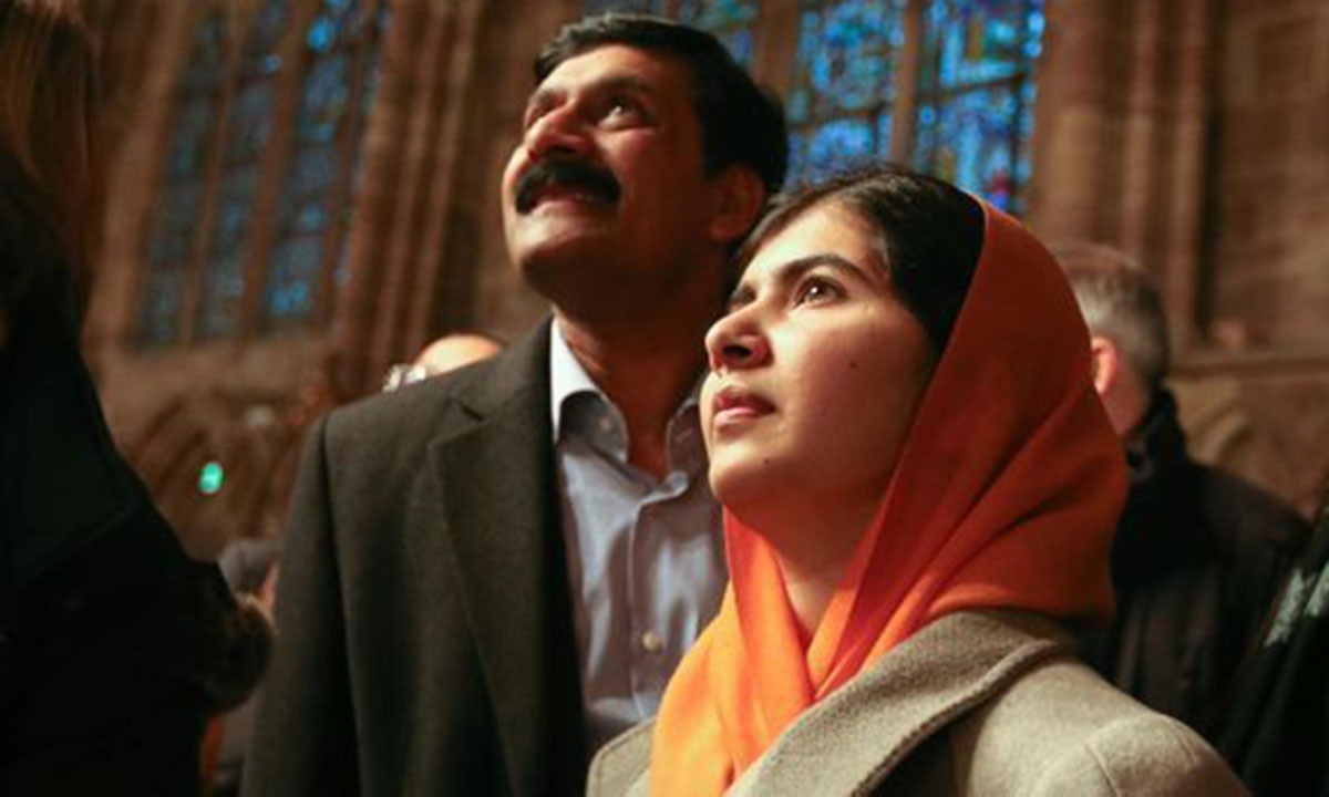 Still from 'He Named Me Malala'