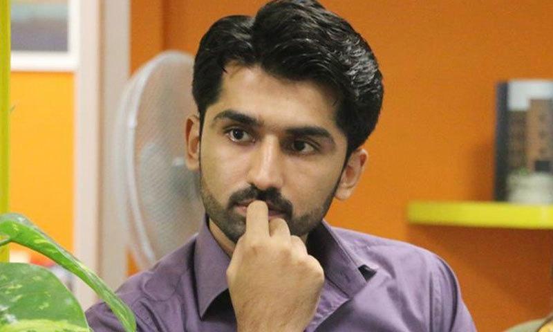Meezaj's Ahmed Izhar.
