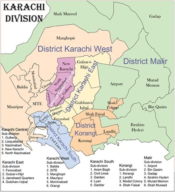 Map: DAWN GIS