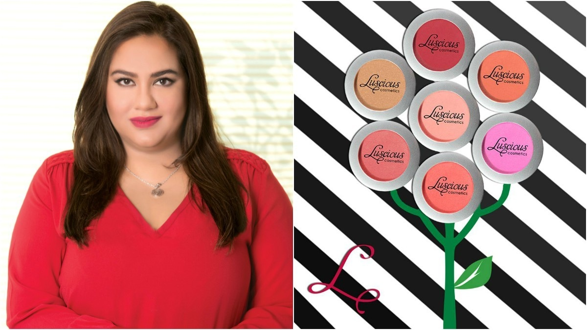 Mehrbano Sethi's Luscious Cosmetics goes global with a presence at Sephora