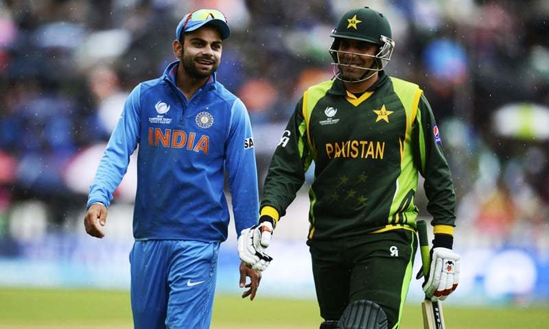 Pakistan-India series: Waiting for a 'mauka' to play again