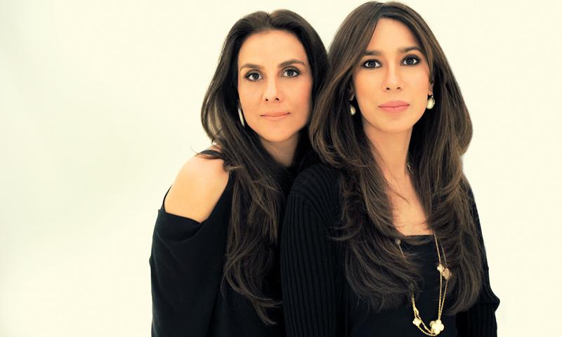 Interview: Sana Hashwani and Safinaz Muneer of SANASAFINAZ