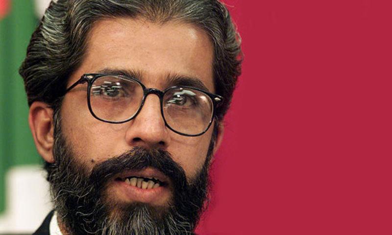 Slain MQM leader Imran Farooq.—AFP/File
