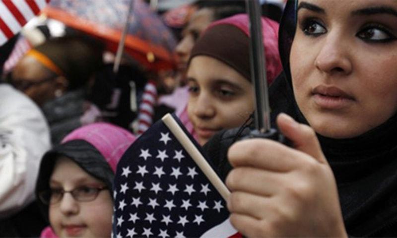 US Muslims increasingly facing hate crimes