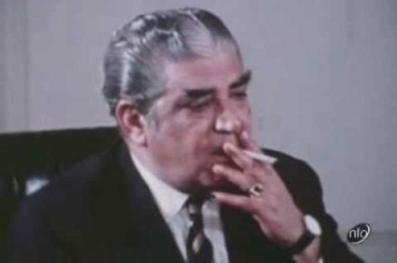 Yahya Khan.