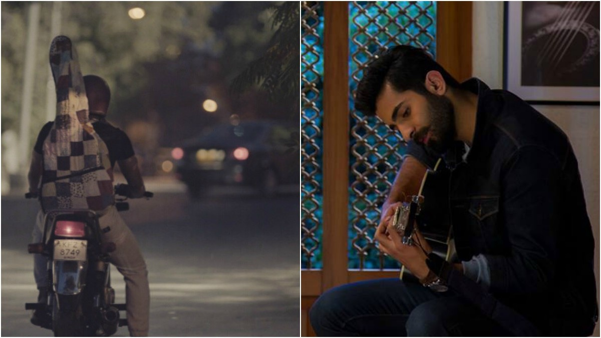 Sheheryar had to learn how to play the guitar among other things for his role as Arhaan