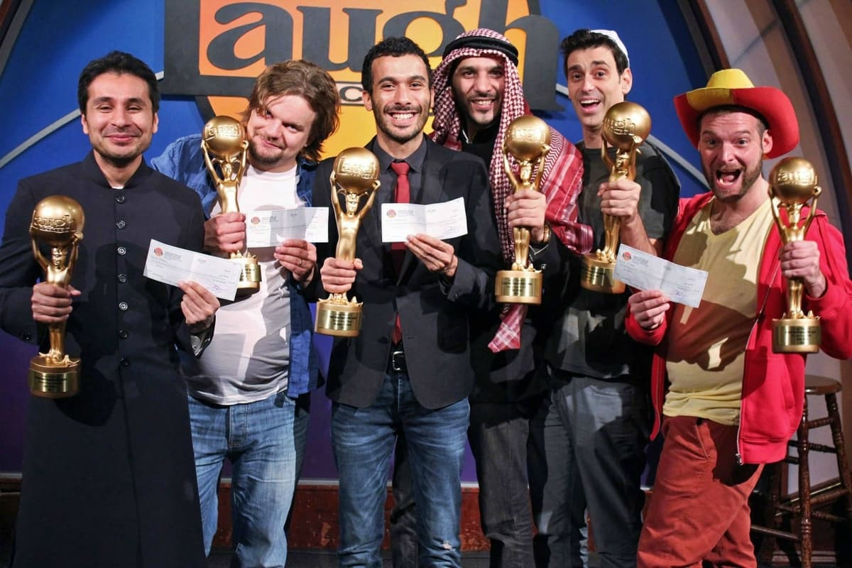 Saad Haroon bagged the second prize at Laugh Factory's Funniest Person In The World competition, which put him in the global spotlight