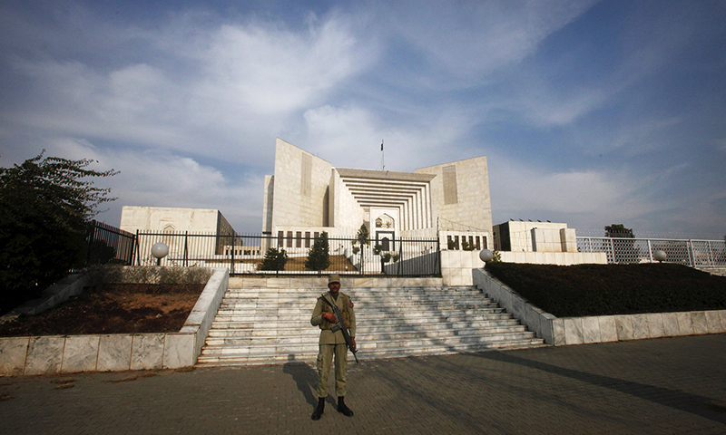 Apex court stays execution of two military court convicts
