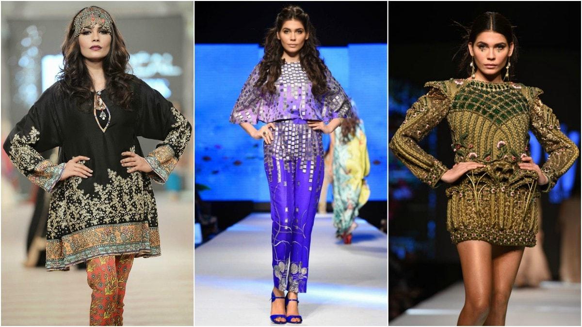 Babar has walked for big names in the industry like Zara Shahjahan, Sania Maskatiya and Fahad Hussayn