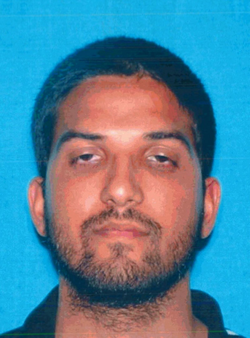 Father of California shooter says son 'agreed with IS ideology': report