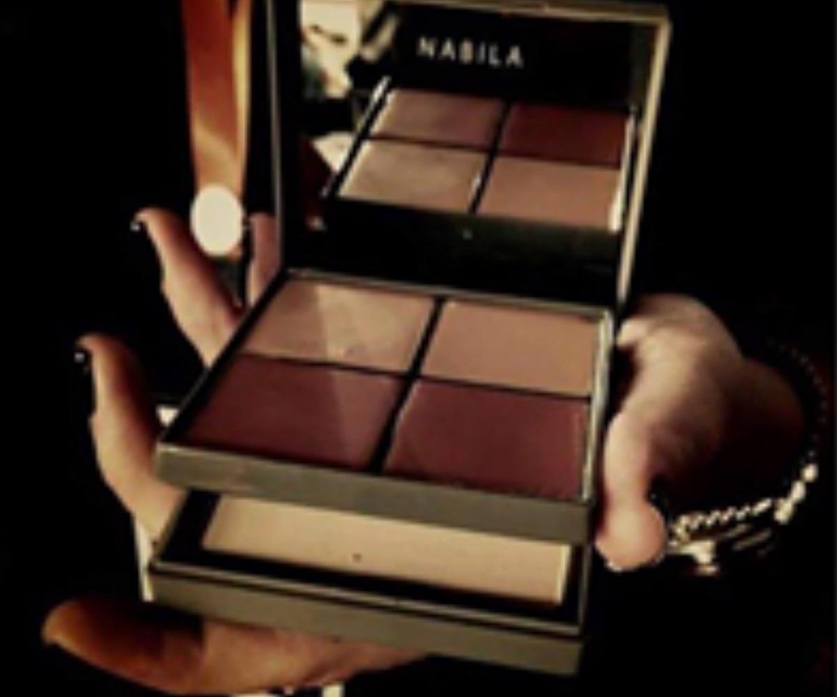 The No Make-up palette by Nabila —Photo courtesy: Nabila's Facebook page