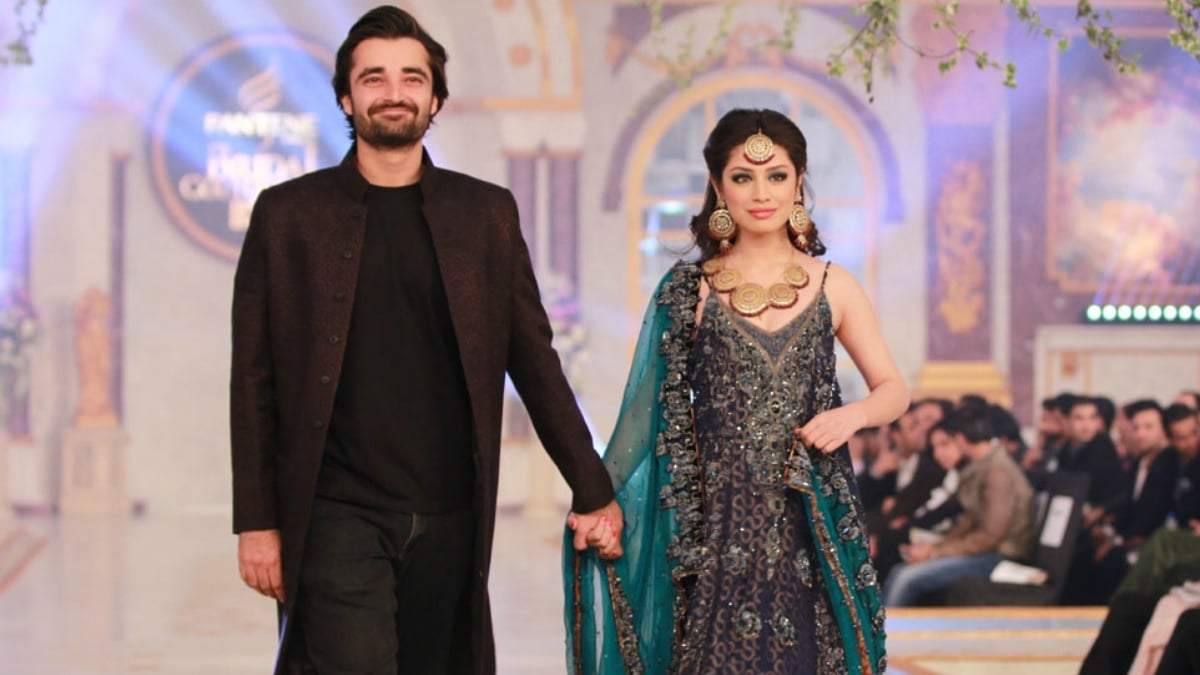 I can't marry for 'a lot of reasons', says Hamza Ali Abbasi