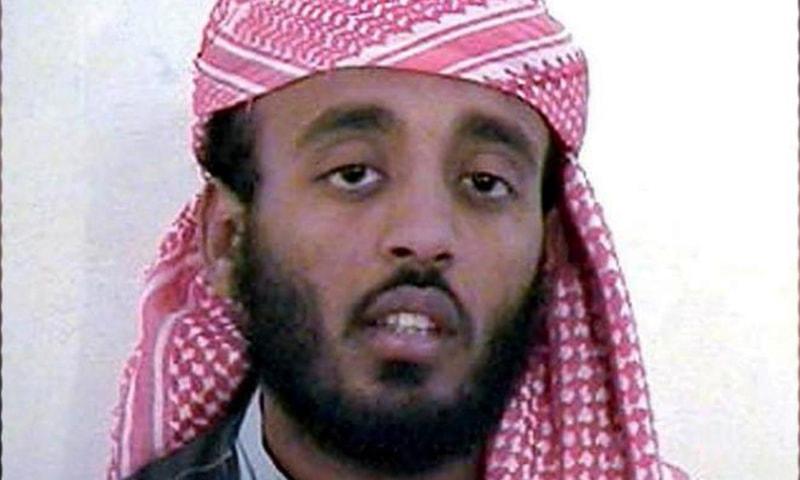 Ramzi Binalshibh, 43, a citizen of Yemen. — AFP