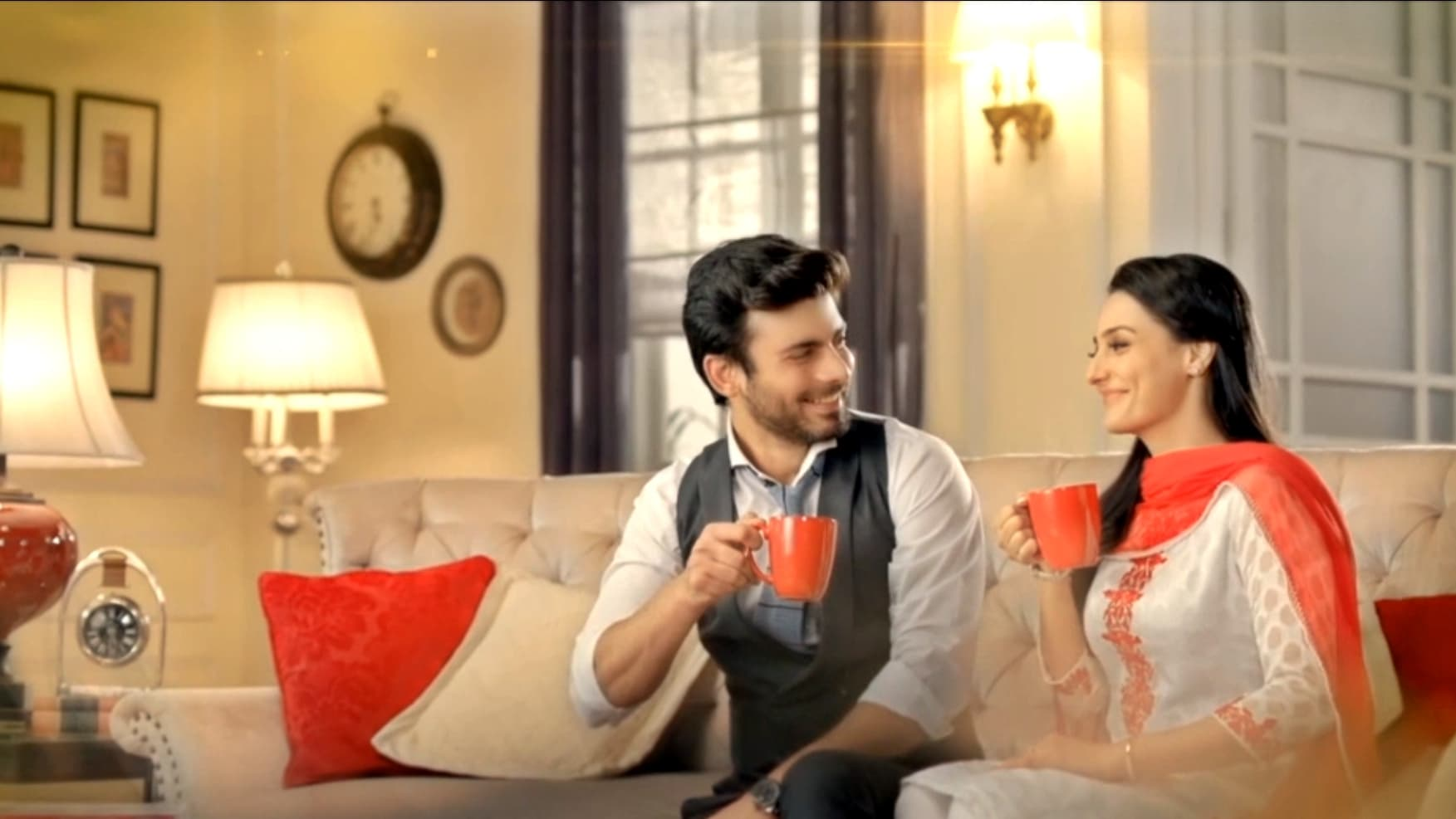 You'll wish you married Fawad Khan after watching this ad