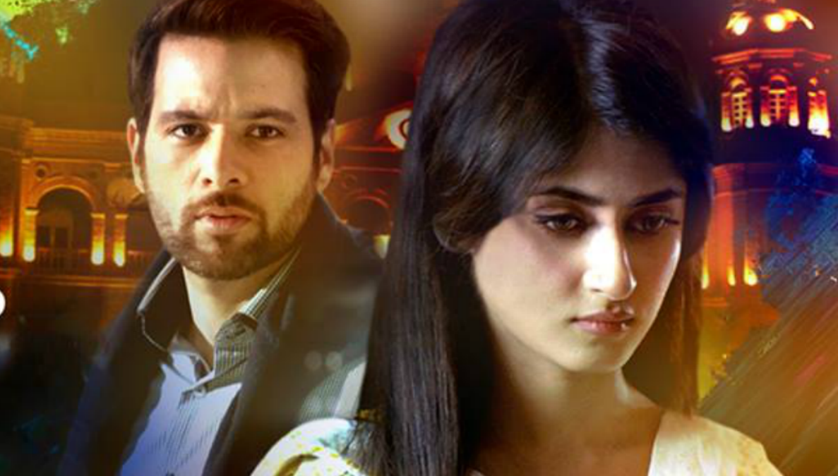 Could lovely Sajal Ali be Ahmer's salvation?