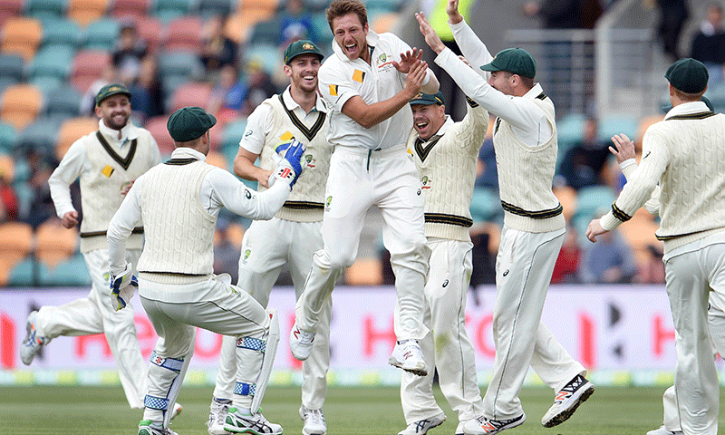 Australia humiliate West Indies after Pattinson's five-star show