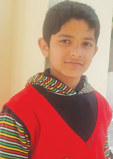 Ahmed, one of the victims of APS, had a beautiful singing voice.