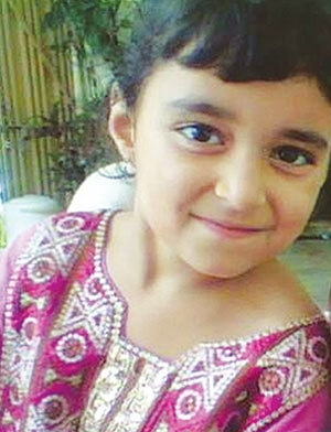 Khaula was the youngest and only girl student killed in the horrific attack.