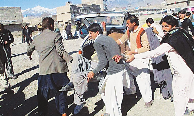 Sectarian terror revisits Parachinar
