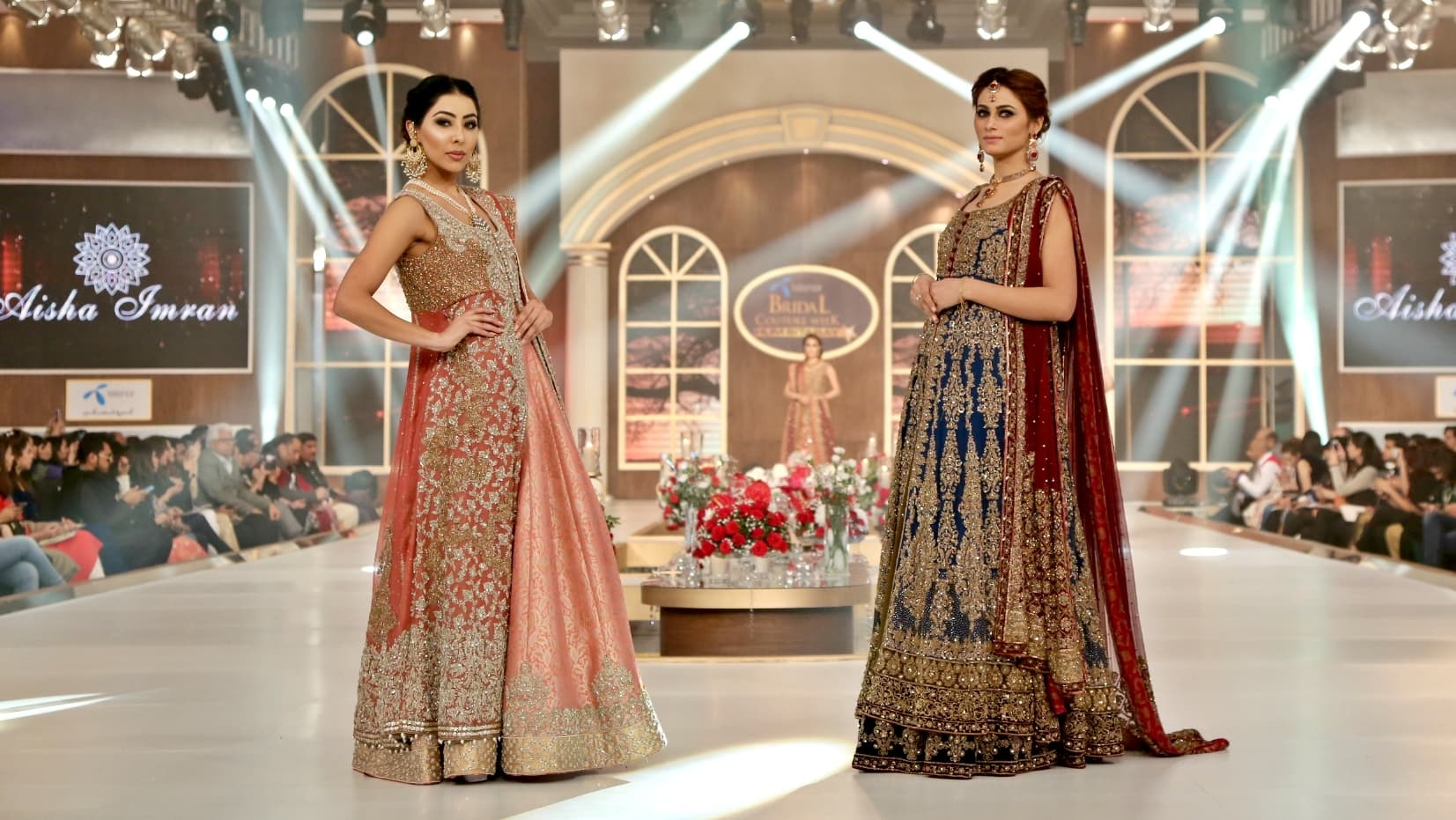 The bride's guide to winter weddings, as told through Bridal Couture Week
