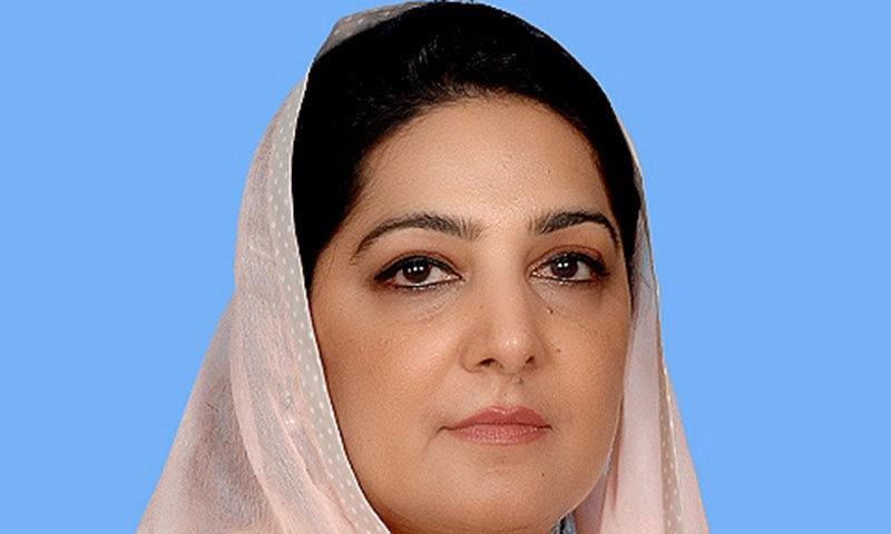 Anusha Rahman. —Photo courtesy of the National Assembly website.