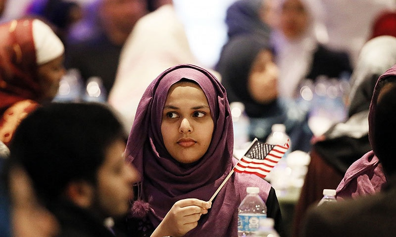 The narrative around Islam is being hijacked in the US, while Muslims stand on the sidelines, too scared to speak. —AP