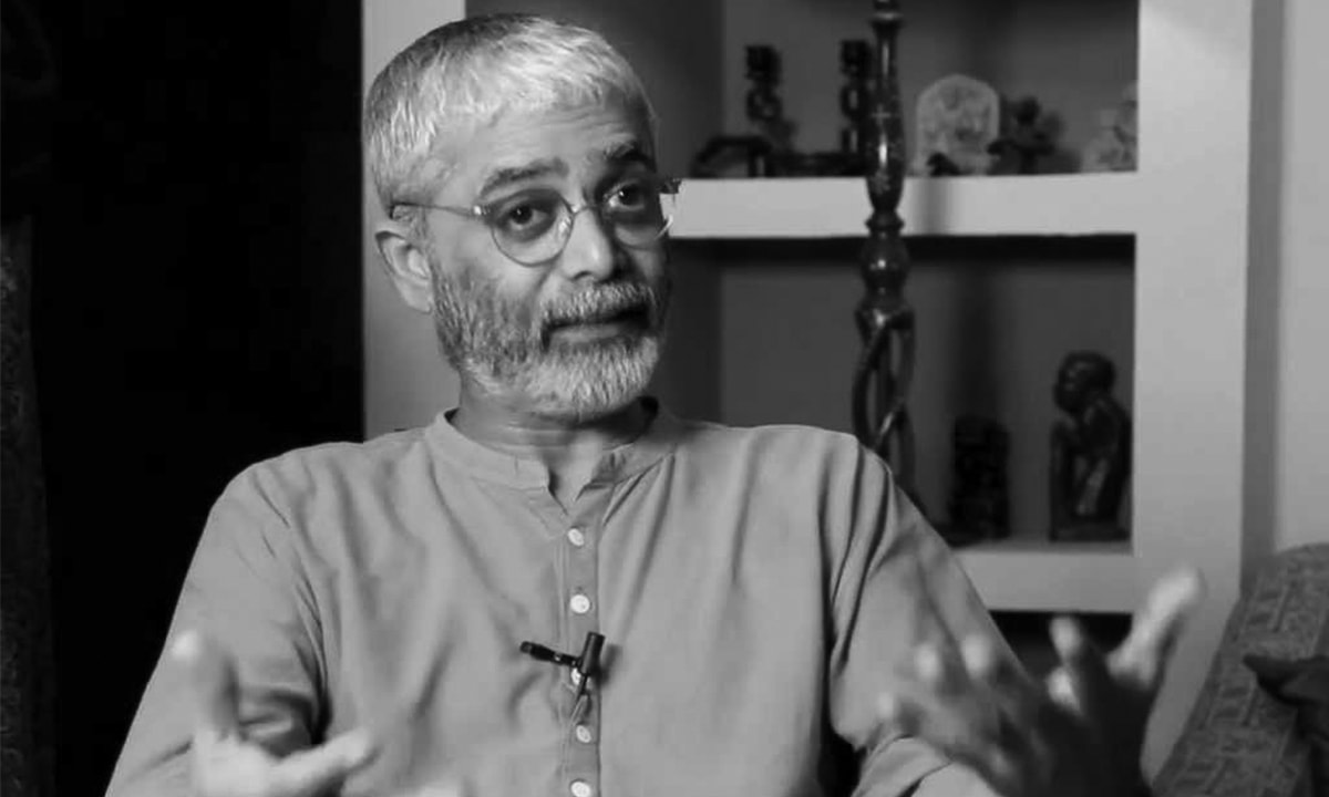 A screenshot from Musadiq Sanwal's interview in Chess with Maskawaith | Courtesy E-South Asia production