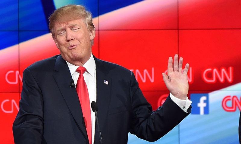 Putin my fan? It's mutual says Trump