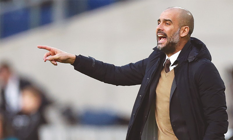 Ancelotti to replace Guardiola at Bayern next season