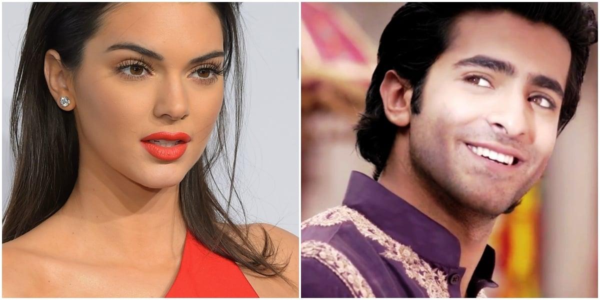 Also: Sheheryar Munawar and fellow good-looker, Kendall Jenner.